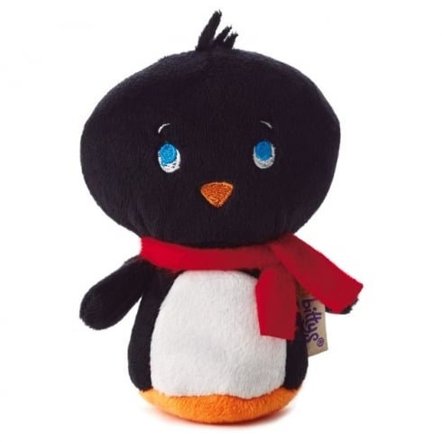 Hallmark Itty Bittys Frosty Friends Penguin Limited Edition