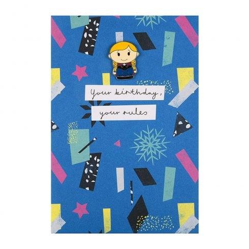 Hallmark Frozen Birthday Card 25532875
