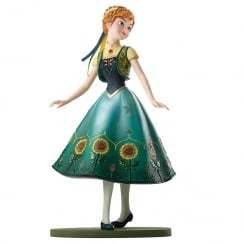 Frozen Fever Anna Figurine