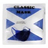 Full Saltire Classic Face Mask Washable