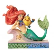 Fun and Friends Ariel with Flounder