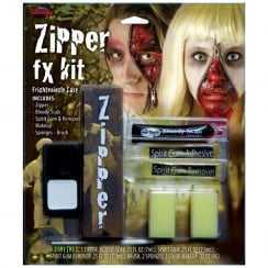 Fun World Zipper Face FX Kit