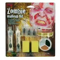 Fun World Zombie Makeup Kit