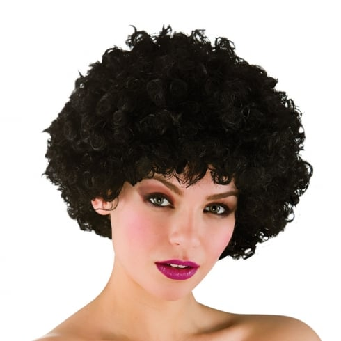 Wicked Costumes Funky Afro - Black 120 gm