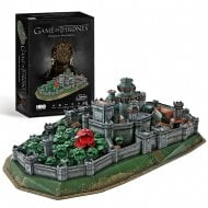 Game of Thrones Winterfell House Stark Castle 3D Puzzle