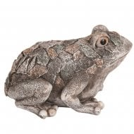 Garden Decorative 25cm Frog Ornament