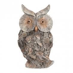 Garden Decorative 40cm Owl Ornament
