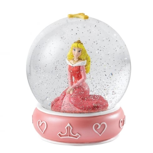Disney Enchanting Collection Gentle and Gracious Aurora Waterball