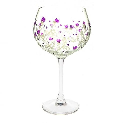 Sunny By Sue Gin & Tonic Glass - Thistle