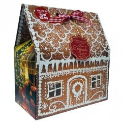 Gingerbread House Fragrance Christmas Gift Set