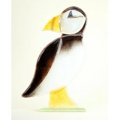 Glass Puffin