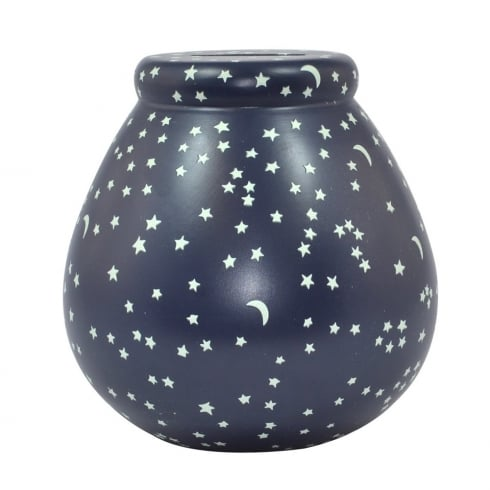 Pot of Dreams Glow In The Dark Ceramic Money Pot