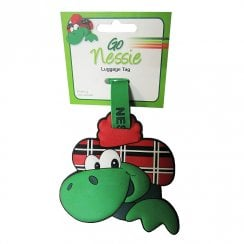 Go Nessie Luggage Tag