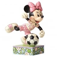 Goal Minnie Mouse Figurine
