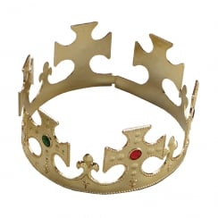 Gold Crown Plastic