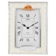 Golden Wedding 50th Anniversary Celebration Quartz Clock