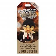 Good Doctor Keyring Bag Tag