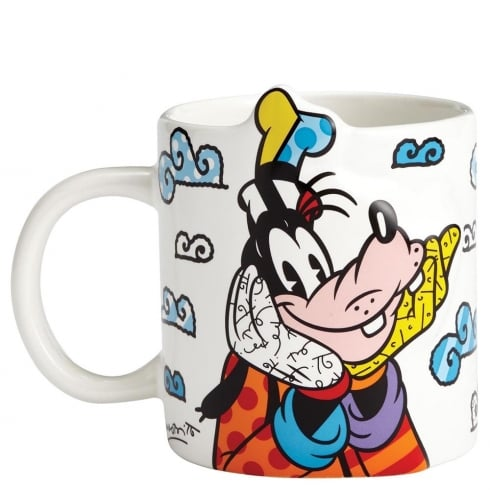 Disney By Britto Goofy Mug