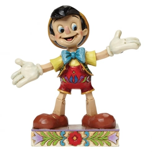 Disney Traditions Got No Strings Pinocchio