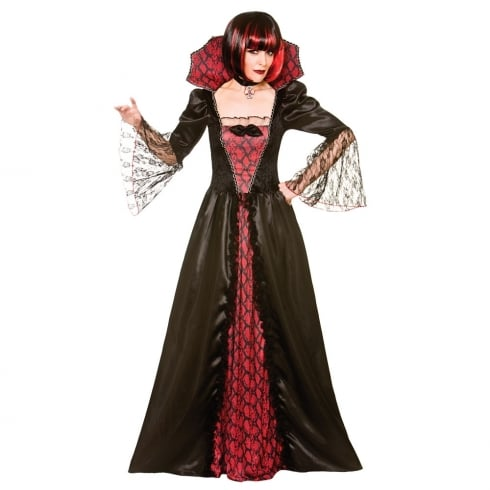 Gothic Vampiress Costume Medium