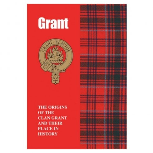 Lang Syne Publishers Ltd Grant Clan Book