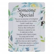 Graveside Cards Memorial-Someone Special
