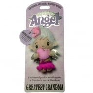 Greatest Grandma Angel Keyring