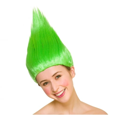 Wicked Costumes Green Troll Wig