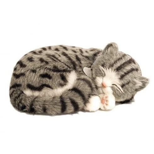 Precious Petzzz Grey Tabby Cat
