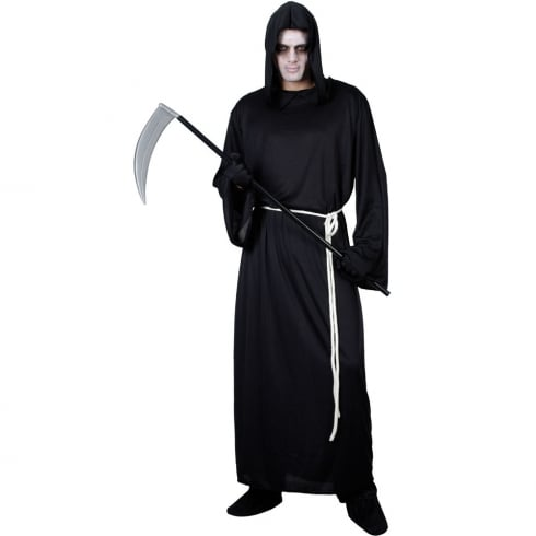 Wicked Costumes Grim Reaper Standard Size