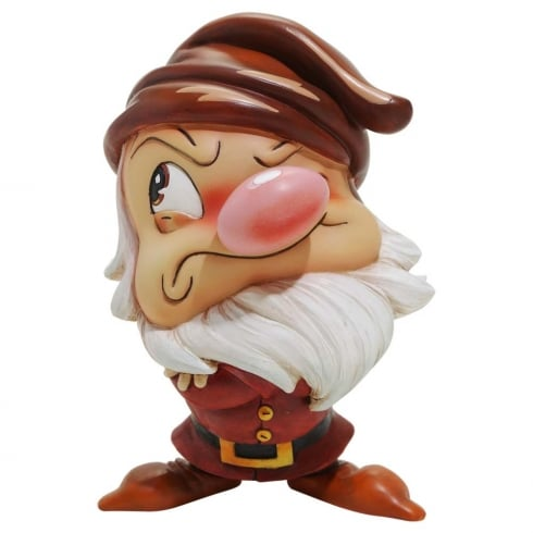 The World of Miss Mindy Presents Disney Grumpy Figurine