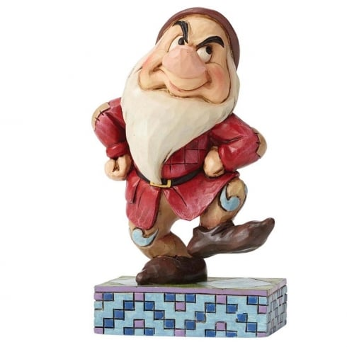 Disney Traditions Grumpy Jig Figurine