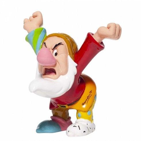 Disney By Britto Grumpy Mini Figurine