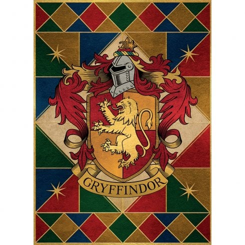 Mint Publishing Gryffindor Crest Card