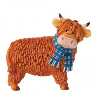 Hamish Cow Figurine