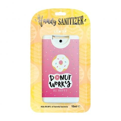 History & Heraldry Handy Sanitizer – Donut Worry