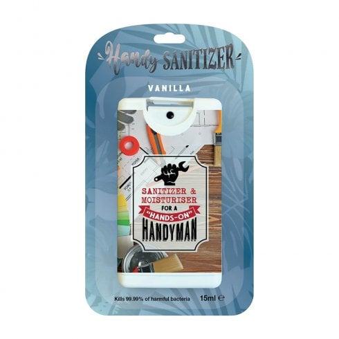 History & Heraldry Handy Sanitizer - Handyman