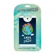 Handy Sanitizer - Save The Planet