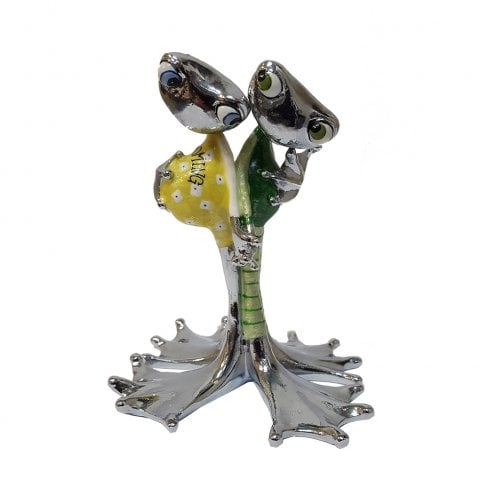 Country Artists Happi Frogs Happi News Figurine