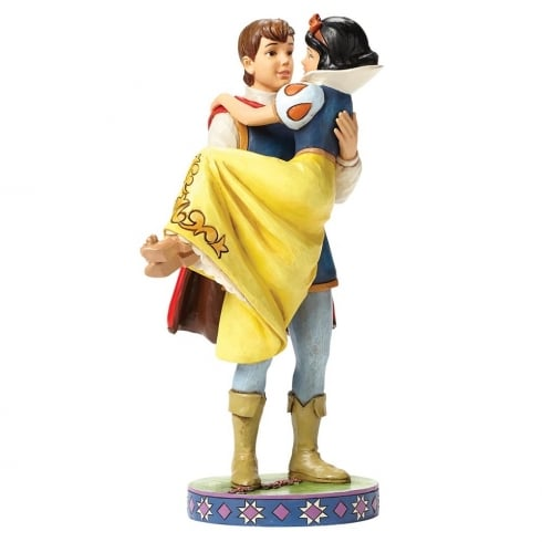 Disney Traditions Happily Ever After Snow White and Prince Figurine