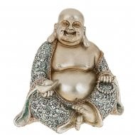 Happy Blue Buddha X-large Sitting