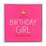 Happy Jackson BIRTHDAY GIRL have a beautiful one! Card