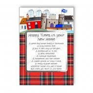 Happy Times New Home Card