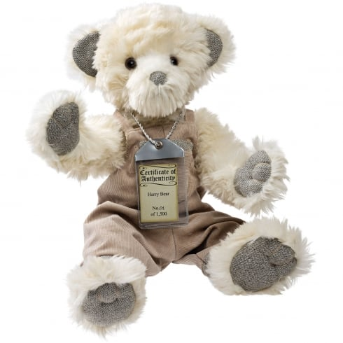 Silver Tag Bears Harry Limited Edition Bear