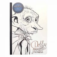 Harry Potter A5 Notebook Dobby