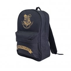 Harry Potter Classic Backpack Black & Gold