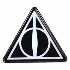 Harry Potter Enamel Pin Badge Deathly Hallows
