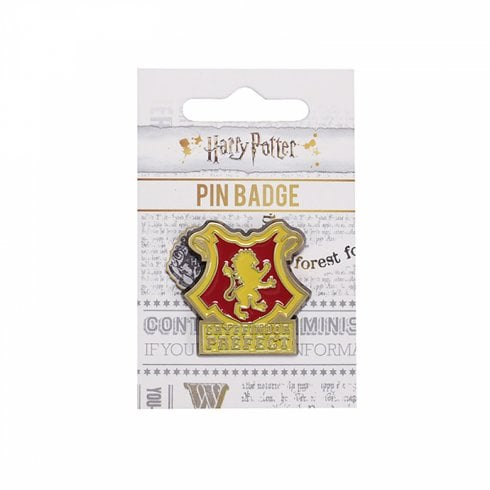 Half Moon Bay Harry Potter Enamel Pin Badge Gryffindor Prefect