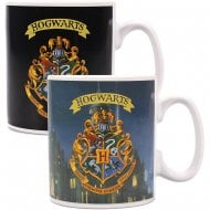 Harry Potter Heat Change Mug Hogwarts