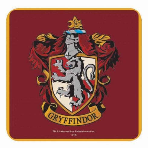 Half Moon Bay Harry Potter Single Coaster Gryffindor